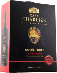 Casa Charlize Cuve Forte BIB