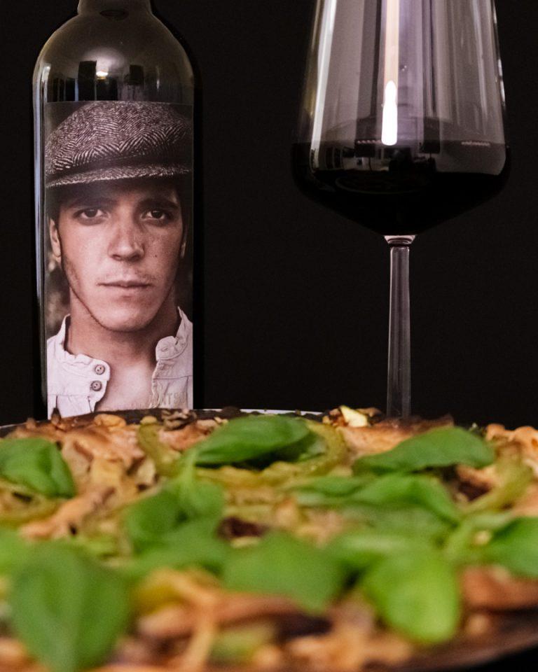 Matsu viini ja pizza
