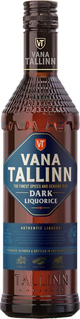 Vana Tallinn Dark Liquorice 50cl