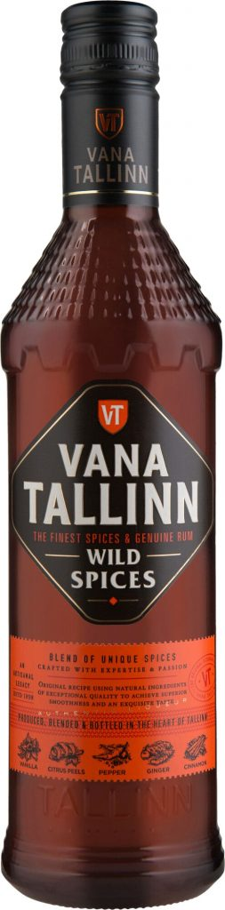Vana Tallinn Wild Spices 50cl