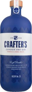 Crafters London Dry Gin 70cl