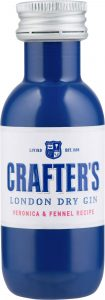 Crafters London Dry Gin 4cl