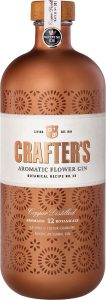 Crafters Aromatic Flower Gin 70cl