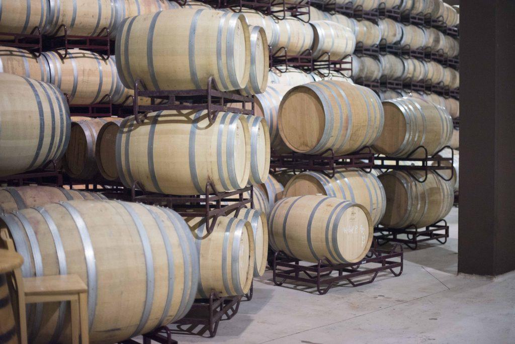 Bodega Winery Rioja casks Lopez de Haro
