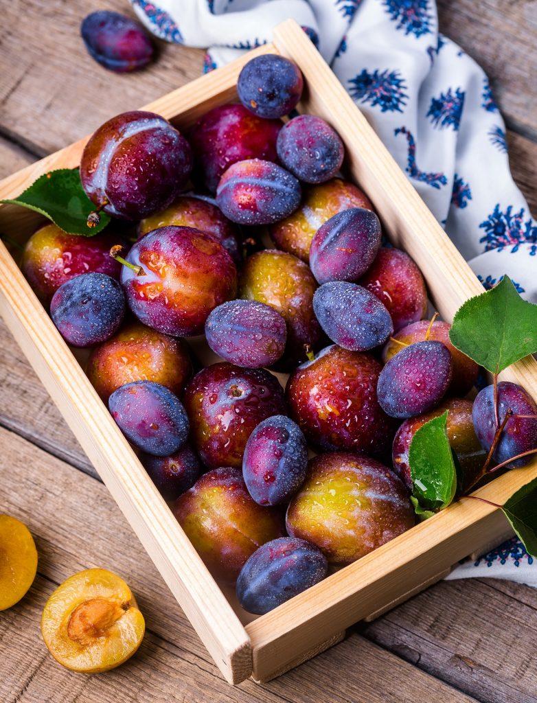 luumut, hedelmät