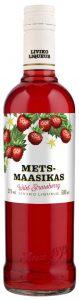 Liviko Liqueur Wild Strawberry 50cl