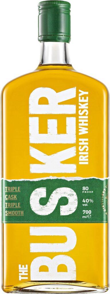 Busker Triple Cask 70cl