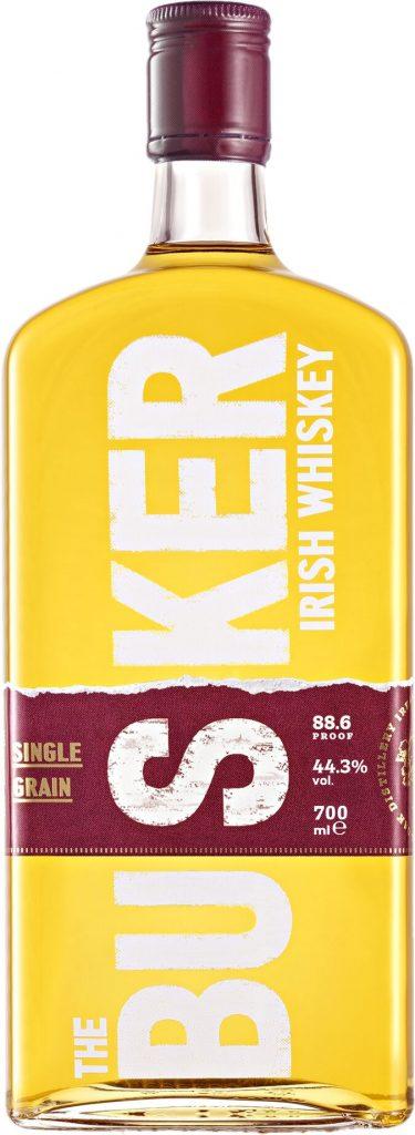 Busker Single Grain 70cl