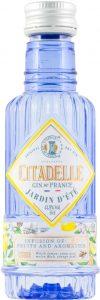 Citadelle Gin Jardin Dete 5cl PET