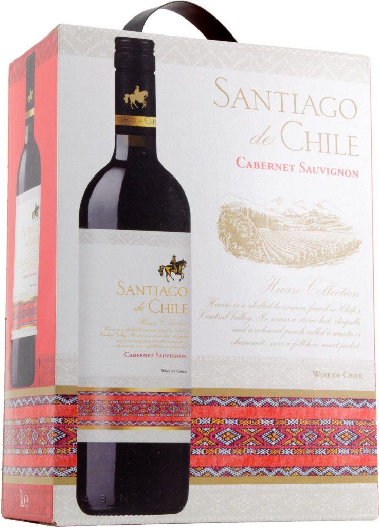 Santiago de Chile Cabernet Sauvignon BIB