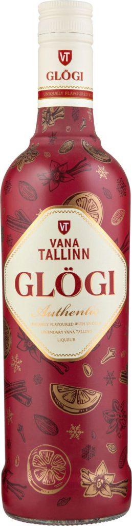 Vana Tallinn Glogi 70cl