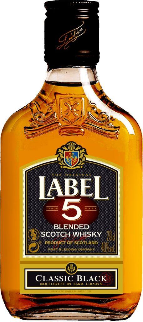 Label 5 20cl