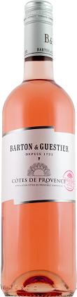 Barton and Guestier Passeport Cotes de Provence Rose 75cl
