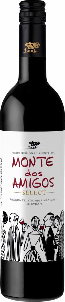 Monte dos Amigos Tinto 75cl