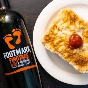 Footmark makaronilaatikko