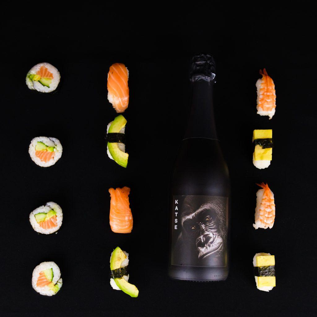 katse brut sushi